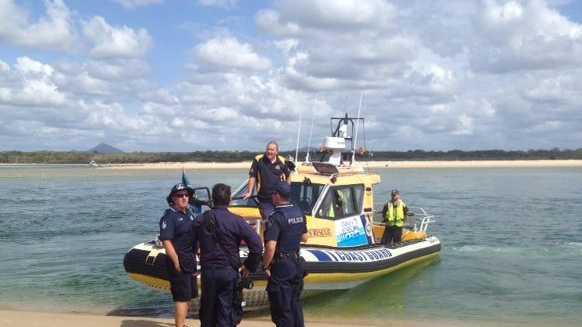 Coastguard and Police recover light plane wreckage