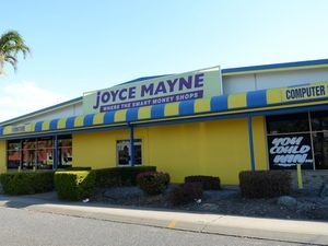 Electronics store Joyce Mayne is closing down