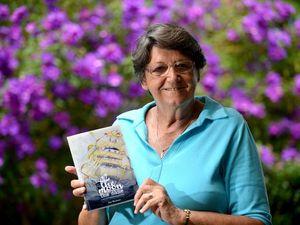 The fullstop for Buderim author's second novel