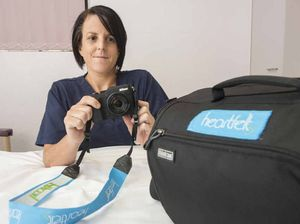 Special camera to help stillborn grieving process