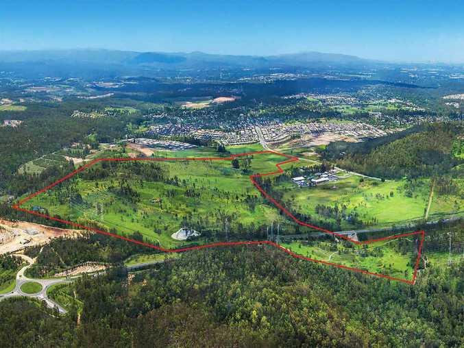 Devine has announced a $360million estate at Eden's Crossing.