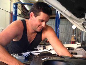 Matt fulfills destiny to become a mechanic