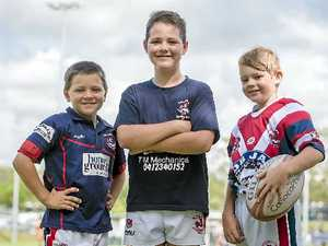 Young players keen to meet Broncos great