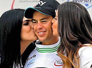 Aussie Richie Porte confident of podium at Giro d'Italia