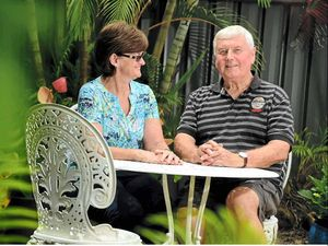 YOUR STORY: Maroochy Men's Shed member Ian Pickering