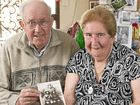 FAMILY HONOUR: Flora McKenzie and her brother Jeff McKenzie are off to Gallipoli after winning a ballot to attend the dawn service where they will honour their father Septimus McKenzie.