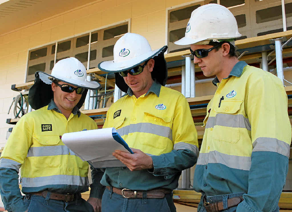 Multiple Ergon Energy workers and contractors have provided a boost to the Warwick economy, staying in town and spending money while on jobs.