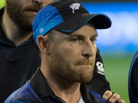 Brendon McCullum will lead a strong New Zealand side into next week's first Test at the Gabba.