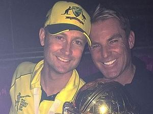 Hey Shane Warne, promoting booze is just not cricket