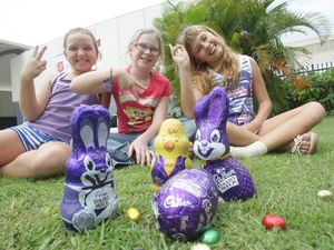 Restricting Easter eggs will make kids want them more