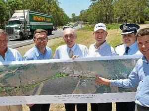 Bruce Highway black spot still has green light for upgrade