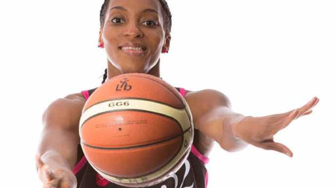 NEW SIGNING: The Frenchville Sports Club Cyclones have announced American Import Nicole Michael as their newest signing for the upcoming 2015 QBL Women's season.