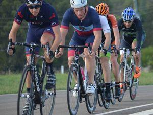 Toowoomba sprint cycling champion wins criterium