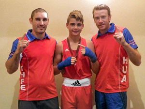 Rose City boy wins Boxing state title