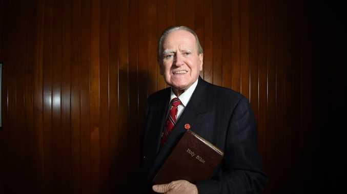 Senate MP Fred Nile