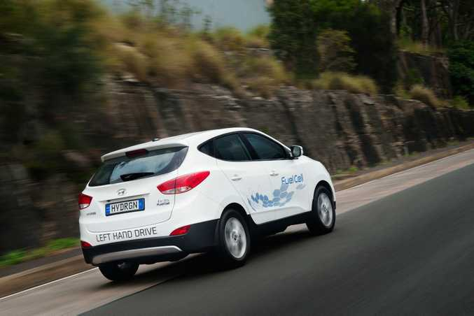 How To Build A Hydrogen Fuel Cell Step By Step >> Hyundai launches hydrogen-powered ix35 in Australia   News Mail
