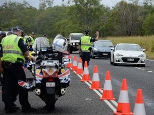 Police urge driver calm