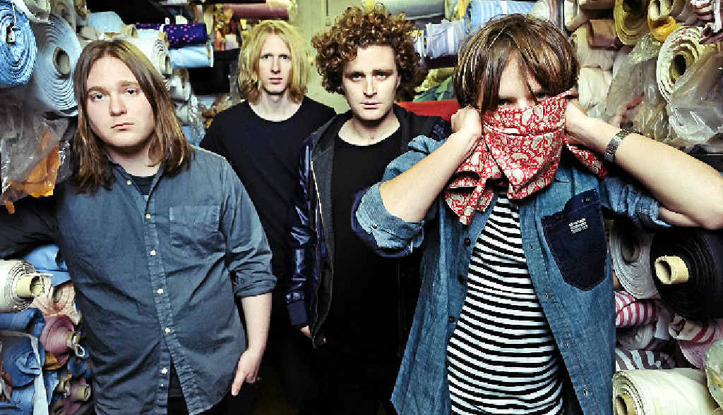 ANNOUNCED: Australian indie rock band British India will be playing at Bluesfest's Mojo tent tomorrow.