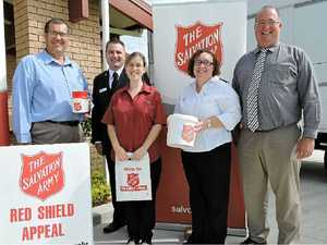 The Salvation Army to hold Red Shield Appeal in May