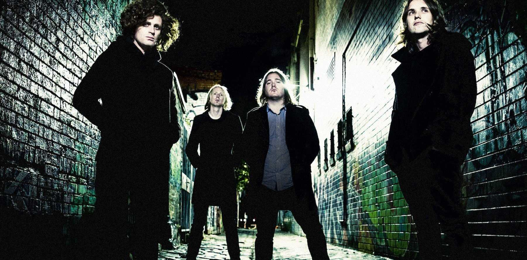 Australian indie rick band British India.