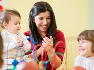 Educator: 'Childcare takes place of parents'