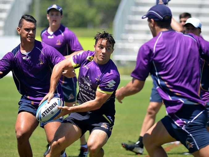 NRL club Melbourne Storm head to the Sunshine Coast before round 26 for a four-day camp.