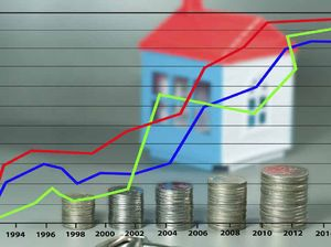 Fixed interest rate for mortgages less popular