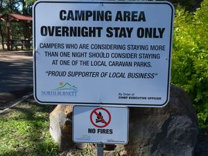 Campaign targets illegal camping in Gayndah