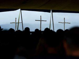 Service unites churches