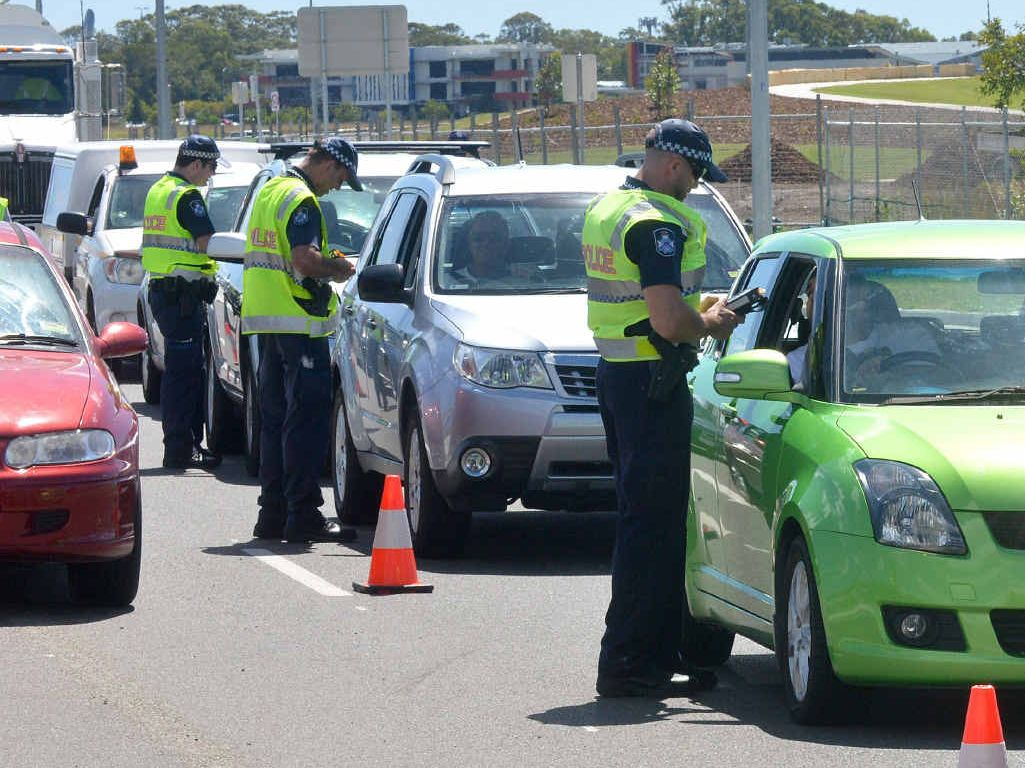 Gregory Arthur Jackwitz was caught speeding and drink driving at the same time.