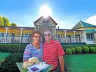 MALENY MAGIC: Peter and Adline Whitmarsh of Rosehill House B and B, listed as one of the best places to stay in Oceania, according to Booking.com.
