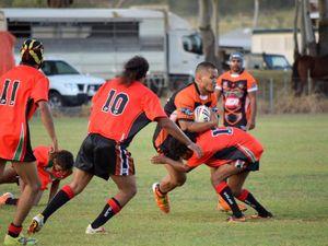 Tigers roar in Eagles clash