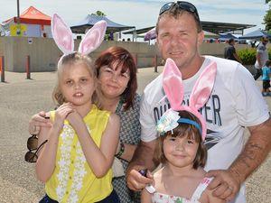 Mackay's Lanes Easter Carnival 2015