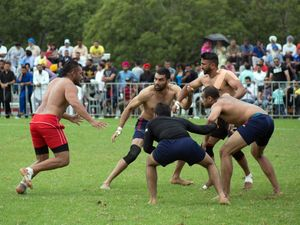 Govt. money available for sporting groups hosting events