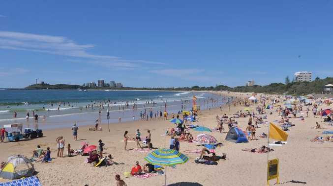 Beachgoers could do well to heed Cancer Council Queensland's advice