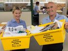 GOOD HABIT: The Coffs Coast has been praised for it's great recycling.