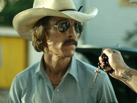 A scene from Dallas Buyers Club, the film in the middle of the piracy crackdown case.