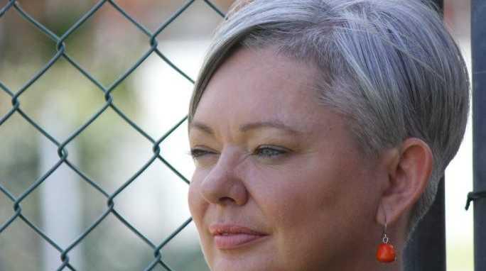 Anti-domestic violence advocate Kimberly James. Photo Sherele Moody / APN NewsDesk