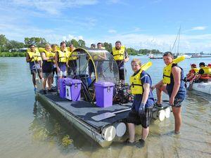 Great Raft Race 2015
