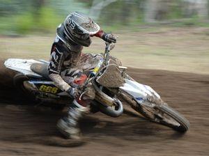 Motocross Championships at Rockhampton's 6 Mile Raceway