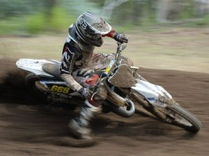 Round 1 QLD motocross champs