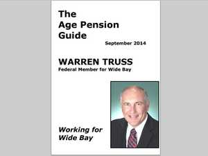 Latest edition of pension guide available from Warren Truss