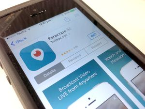 Periscope: authors to give live tours around writing spaces