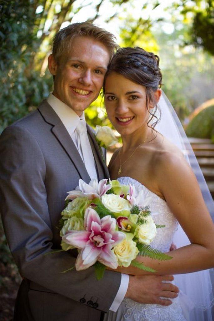 Kate Lamborn and Daniel Hassett