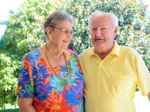 Grafton couple's love shines on