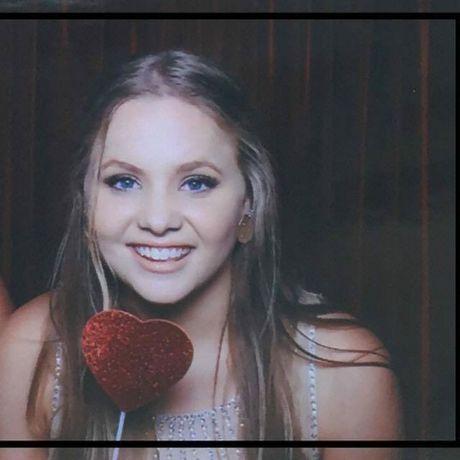 Hope Dell, killed in traffic crash December 17, 2014.