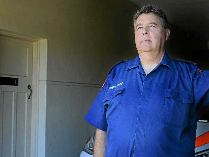 OVERCOMING INNER DEMONS: Tim Bestwick has been a proud paramedic for over 23 years in the Clarence Valley community.