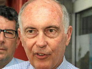 Tony Abbott praises Warren Truss