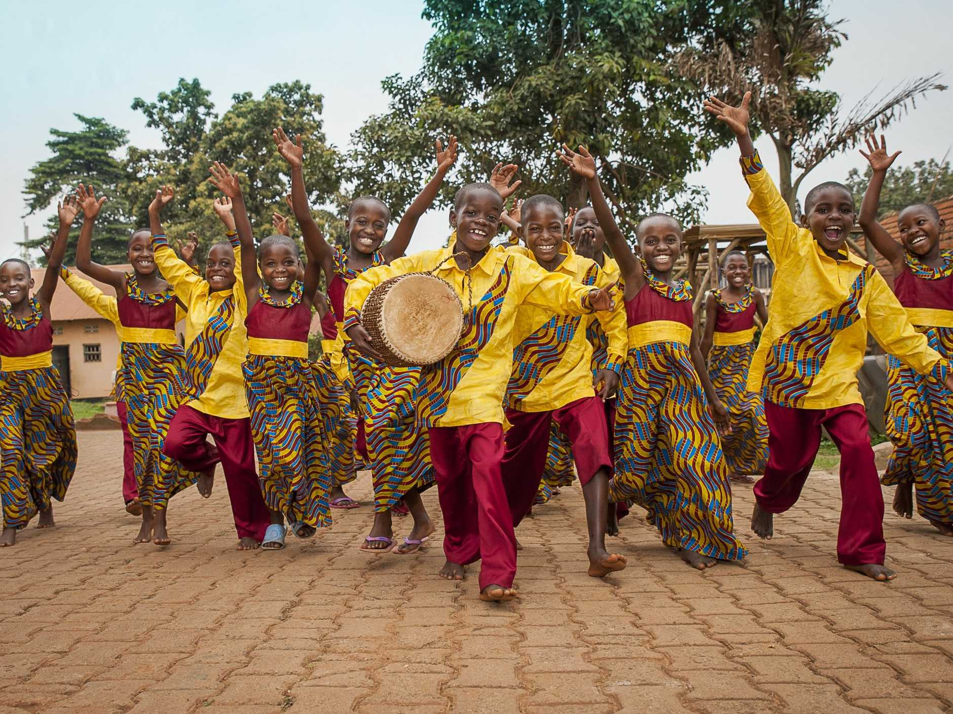 The African Children's Choir will bring its vibrant and outstanding musical performance back to the Sunshine Coast.