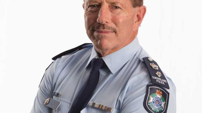 Jim Keogh, commander-in-charge of the Gold Coast's Rapid Action and Patrols group.